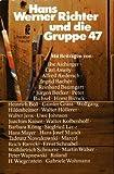 Literatur heute: Hans Werner Richter und die Gruppe 47