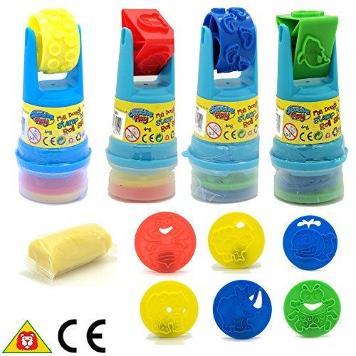 hti-creative-play-stamp-n-roll-fun-play-dough-set-of-4