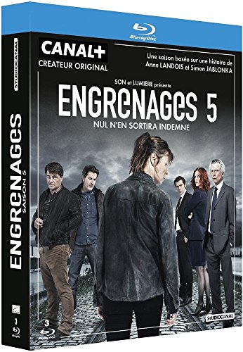 Engrenages. Saison 5