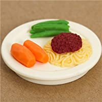 Spaghetti Bolognese Radiergummi von Iwako