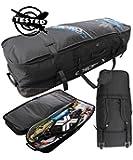 CONCEPT X Kitebag TRAVEL-BEACH PRO Boardbag Travel Beach Pro (140 Zentimeter)