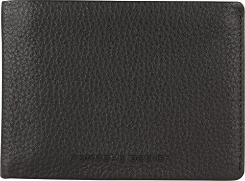 PORSCHE DESIGN Cervo 2.1 Billfold H7 Black