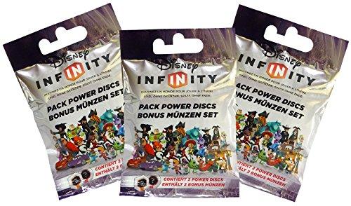 Disney Infinity Bonusmünzen 3er Set 2