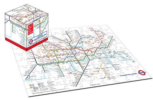 Robert Frederick London Underground Cube Puzzle, Sortiert, 100Stück -