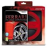 Wii - Lenkrad + Ferrari