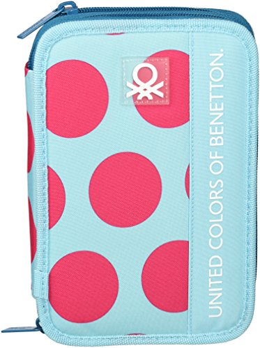 8412688237494 ucb united colors of benetton dots fourniture scolaire crayon cas tui crayons trousse scolaire - Sac United Colors Of Benetton