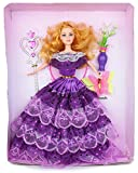 #6: Funny Teddy Cute Style Dolls Set with Different Dresses and Fashion Accessories | Toy for Girls Birthday Gift - (Random Color Set) (Queen)