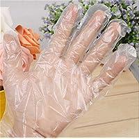 Yesiidor Handschuhe Einweg100 Stück Einweg- Handschuhe Lebensmittel Vorbereitung Kochhandschuhe