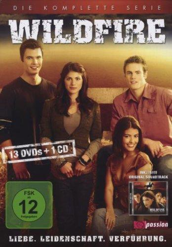 Die komplette Serie (13 DVDs + 1 CD)