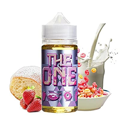 Beard Vape The One US Premium Liquid 100 ml - ohne Nikotin von Beard Vape