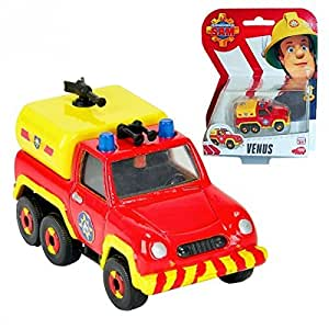 sam le pompier fireman sam the cast mini s rie v hicule de pompiers venus jeux. Black Bedroom Furniture Sets. Home Design Ideas