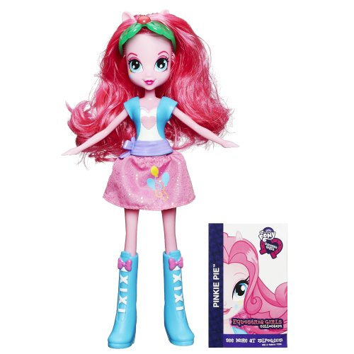 Preisvergleich Produktbild My Little Pony Equestria Girls Collection Pinkie Pie Doll