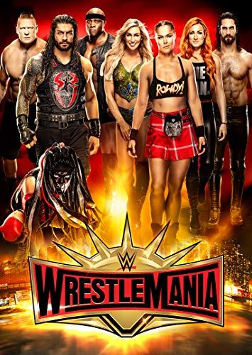 Wrestlemania 35 [3 DVDs]