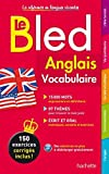 bled vocabulaire anglais by isabelle perrin 2014 07 02