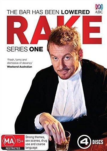 Preisvergleich Produktbild Rake - Complete Season 1 [4 DVDs] [Australien Import]