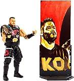 WWE- Kevin Owens Personaggio Articolato, 15 cm, FMG69
