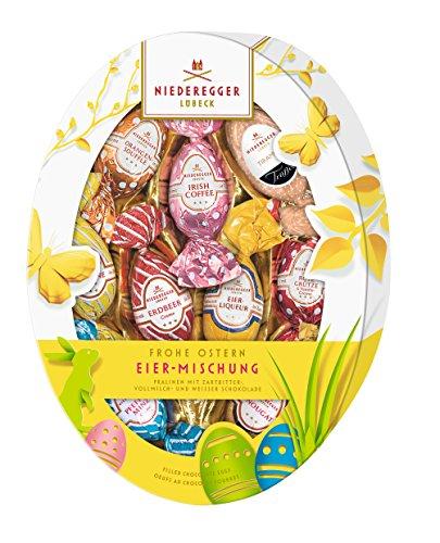 Niederegger Gefüllte Eier Mischung, 2er Pack (2 x 150 g)