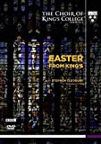 Easter from King's (The Choir of Kings College Cambridge/Stephen Cleobury) NTSC, Region 0 [DVD]