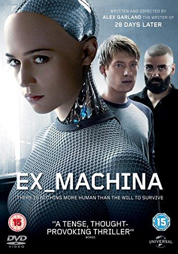 Universal Pictures Ex Machina [DVD] [2015]