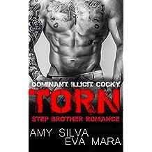 Torn: Juicy Stepbrother Romance (English Edition)