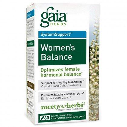 Women's Balance 60 VCaps von Gaia Herbs