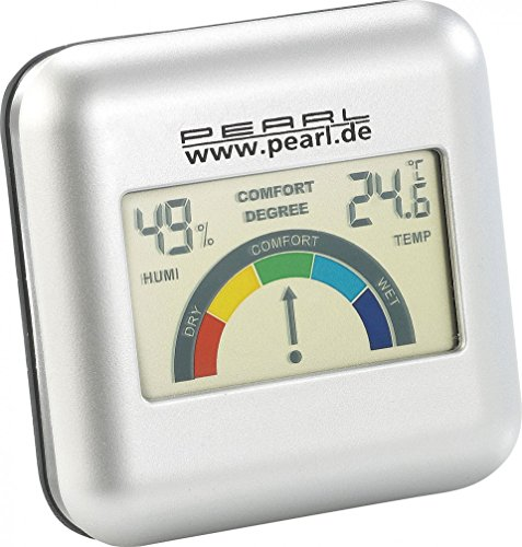 PEARL Digital Hygrometer with Thermometer