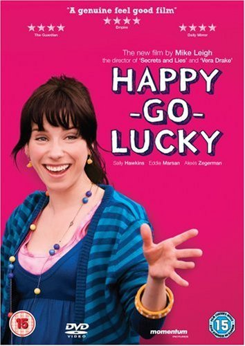 Happy-Go-Lucky [DVD] [2008] by Sally Hawkins