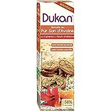 Dukan - Galletas De Salvado De Avena Con Semillas De 95G - Biscuits Son D