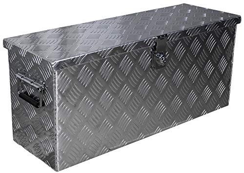Aluminium Truckbox Werkzeugbox Werkzeugkiste Anhängerbox Alubox Deichselbox D055 Trucky