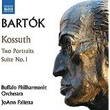 Bartok: Kossuth | Suite No. 1 [JoAnn Falletta, Buffalo Philharmonic Orchestra] [Naxos: 8573307]
