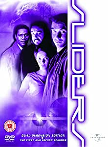 Sliders - Season 1-2 [DVD] [1996]