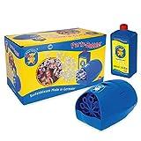 Pustefix 420869790, Máquina de Hacer Pompas y Botella de Jabón, 1000 ml