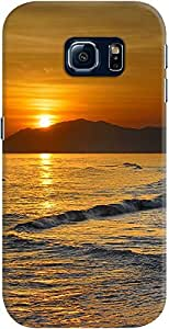 DailyObjects Summer Mobile Case for Samsung Galaxy S6 Edge
