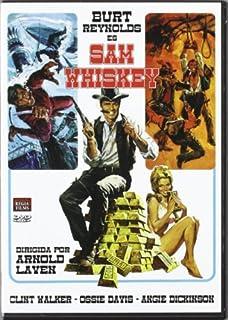 Sam Whiskey [2011] *** Region 2 *** Spanish Edition ***