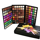 ROMANTIC BEAR All Colors Professional Eyeshadow Pallet with 162 Shimmer and Matte Shades (162 Colors)