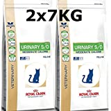 Polbaby Royal Canin Vet Diet Urinary S/O Moderate Calorie 2 x 7kg = 14kg