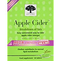 New Nordic Apple Cider Mega One A Day - Pack of 30 Tablets - ukpricecomparsion.eu