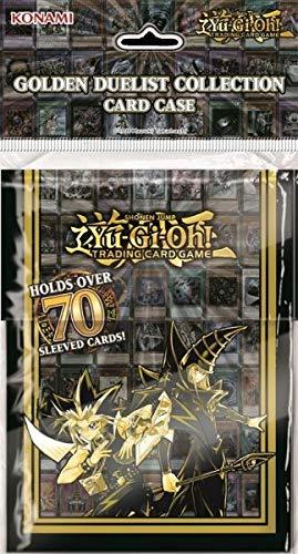 Yu-Gi-Oh! KONGDCC Golden Duelist Kartenetui, Mehrfarbig - Yu-gi-oh-karte Dark Magician