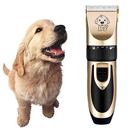 Perro afeitadora Clippers bajo ruido trimmer pelo
