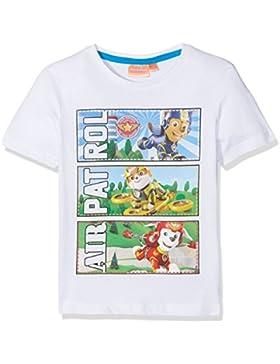 Nickelodeon Paw Patrol Sports, Camiseta para Niños
