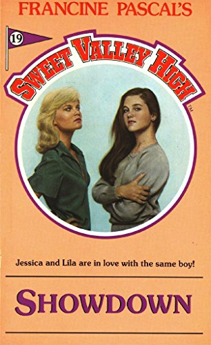 Showdown (Sweet Valley High Book 19) (English Edition)