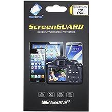 Membrane 6 en 1 paquete Clear LCD de pantalla de protección fãoererunner PARA 310XT Garmin 3 capas de protección para la pantalla de navegación GPS