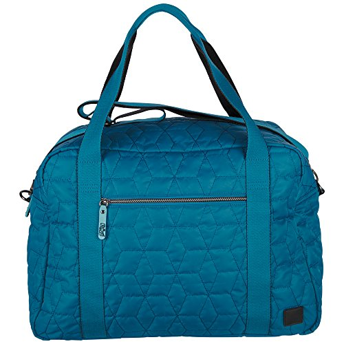 Chiemsee Sporttasche Quilted Sports Bag Algiers Blue