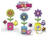 Silverlit 88443 - Magic Blooms und Bug Interaktive Blume Amber mit Magischer Gießkanne