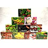 Crafts A to Z Shisha Assorted Flavour for Hookah Pack of 10 ( 500 gram )