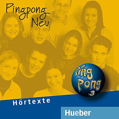 Pingpong Neu 3: Deutsch als Fremdsprache / 2 Audio-CDs zum Lehrbuch