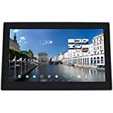 Xoro MegaPad 1403 35,6 cm (14 pouces) Tablette PC (Actions S500 Quadcore 1,2 GHz, RAM 1 Go, mémoire flash 16 Go, WiFi, Bluetooth, Webcam, Android 5.1, sans batterie) Noir 35,56 cm (14 pouces) 2 go ram 35,56 cm (14 Zoll)