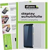dipos I 6X Schutzfolie matt passend für RugGear RG850 Folie Bildschirmschutzfolie