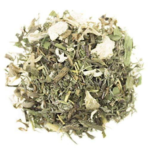 Hochwertiger Atemfrei Kräutertee (bio) 100g von Herbathek | Frei von Zusatzstoffen | vegan | Für eine leckere Teemischung | Heilkräuter Made in Germany