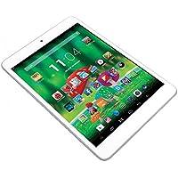 "TenGo Induce 785 Quad Core - Tableta de 7.85"" (WiFi, 8 GB, 1 GB RAM, Android 4.2.2, Quad Core 1.2 GHz ARM Cortex-A7) Blanco"